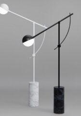 Напольная серия ламп O - floor lamp