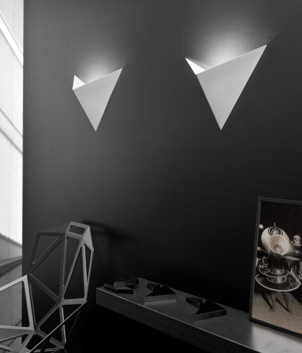Настенная серия светильников Origami