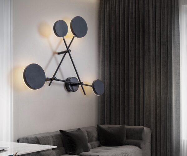 Настенная серия бра Molecular Wall Light