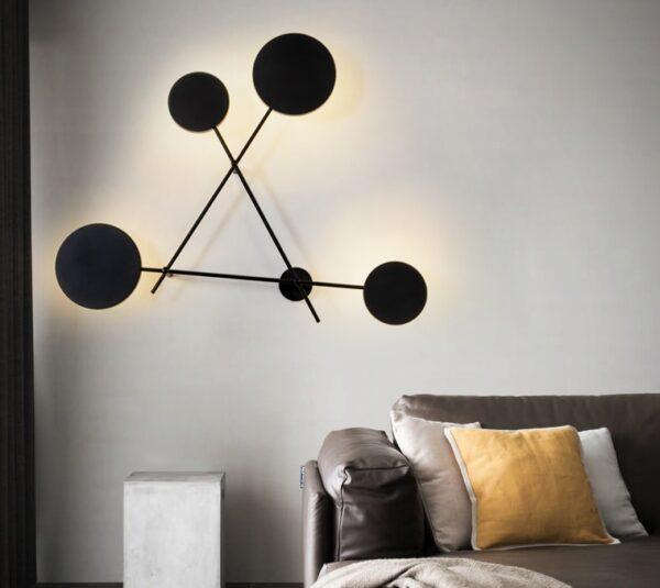 Серия настенных бра Molecular Wall Light