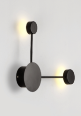 MOLECULAR WALL LIGHT