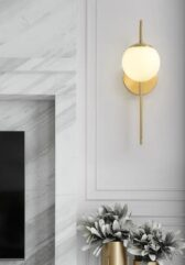 Настенная серия светильников Golden Lantern