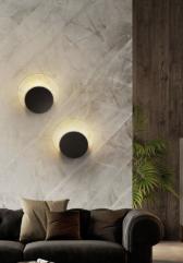 Настенная серия светильников Lun Lamp