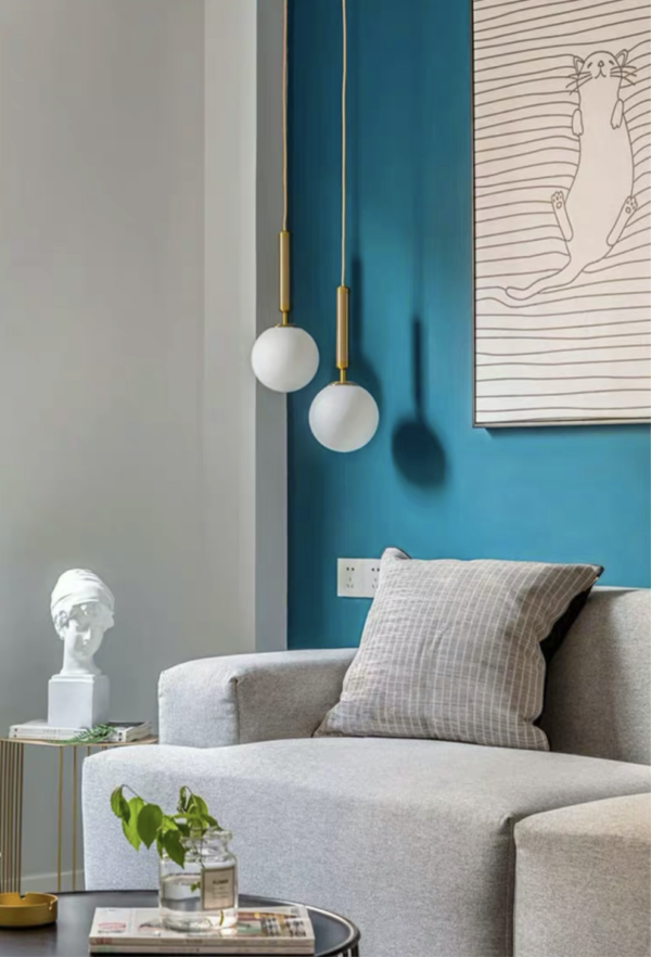 Подвесная серия lamp Bollo