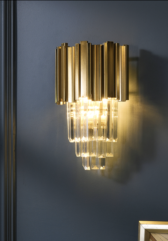 Настенные светильники EMPIRE GOLD