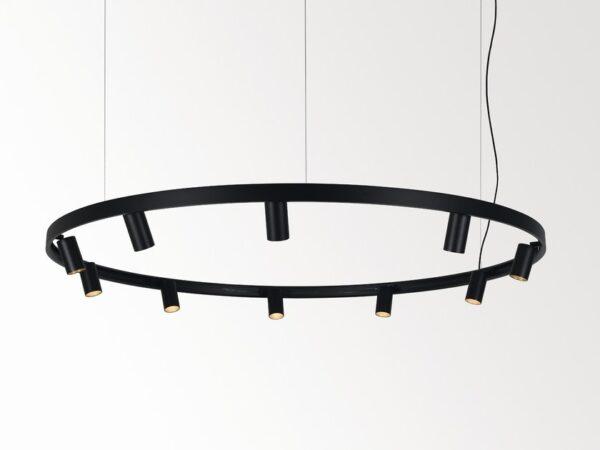 Серия люстр Superloop Lamp