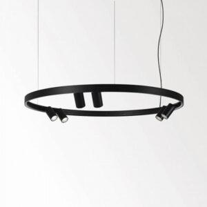 Тросовая серия люстр Superloop Lamp