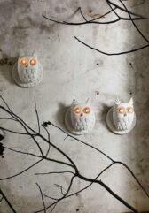 Настенные светильники Owl Wall Light