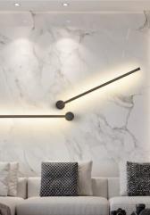 Настенная серия светодиодных светильников Pipeline Wall Light