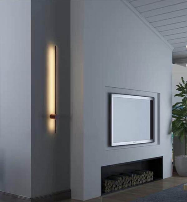Настенная серия led светильников Pipeline Wall Light