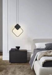 Curly Lamp
