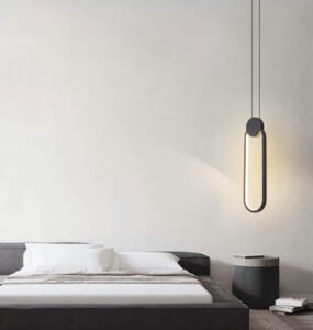 Подвесная серия люстр Curly Lamp
