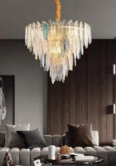 Подвесная серия люстр Fade Glass