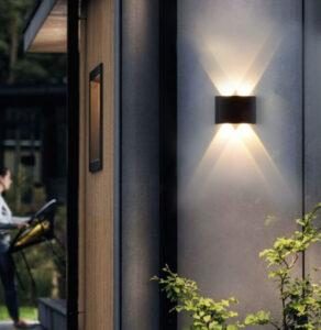 Настенная серия светильников Beams wall lamp