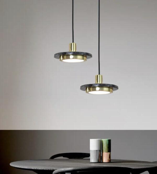 Серия люстр Marble Lamp