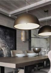 Тросовая серия люстр Garden Lamp