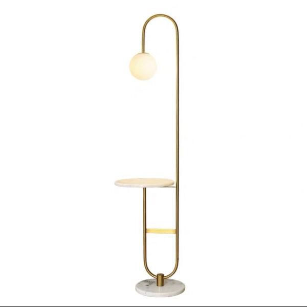 Напольная серияторшеров Tail Bronze floor lamp