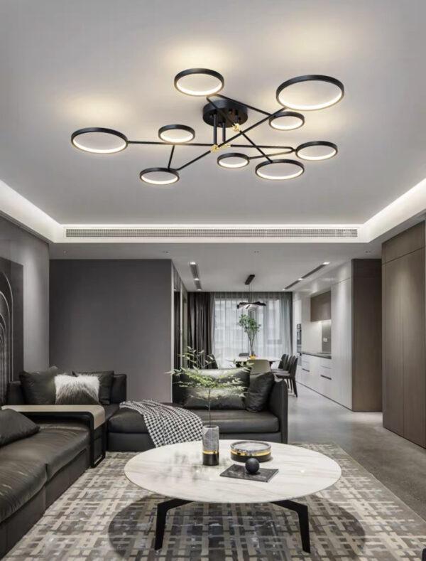 Потолочная серия люстр Fancy Led lamp