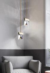 Одноламповые люстры Oxi Lamp