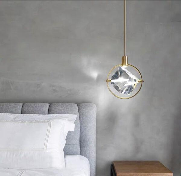 Led серия люстр Rubik Circle Lamp
