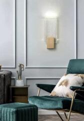 Светодиодная серия настенных бра Bush wall lamp
