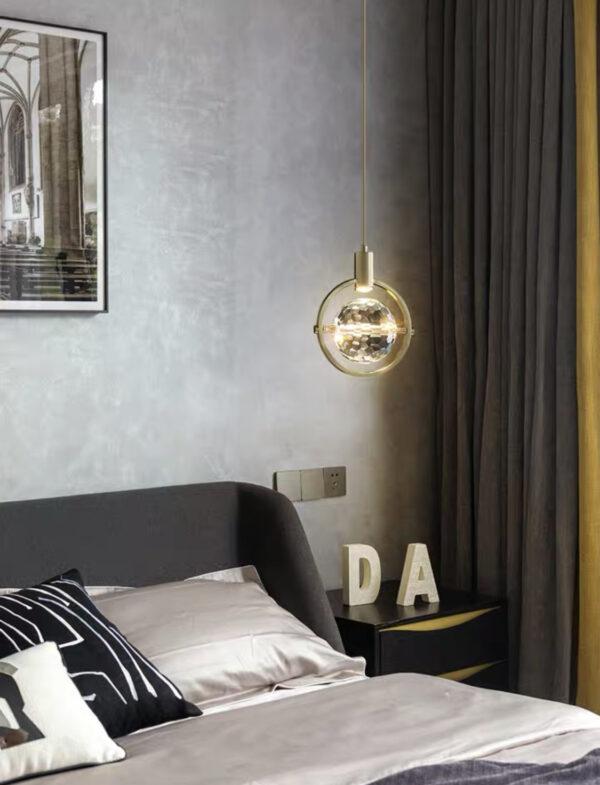 Одноламповая серия люстр Area Led Lamp