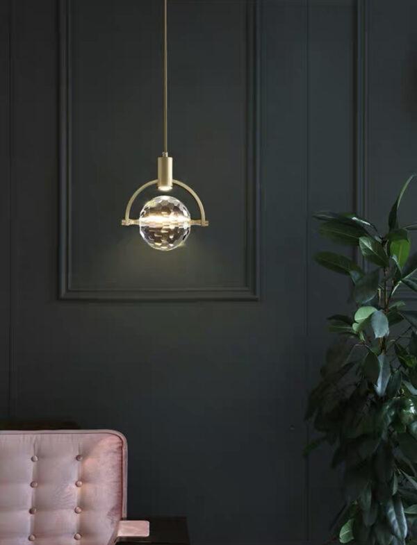 Светодиодная серия люстр Area Led Lamp