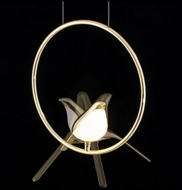 Подвесная серия люстр Twini Berds Lamp