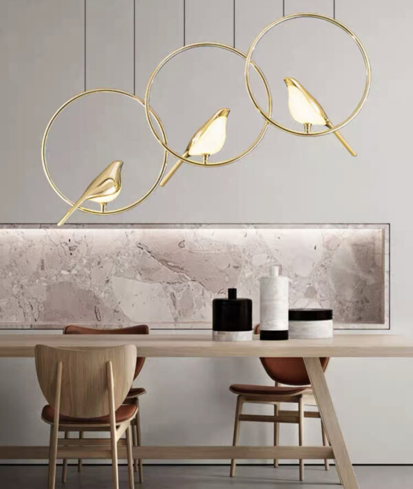 Подвесная люстра Twini Berds Lamp