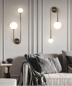 Настенные светильники Vick 2 Pair Wall lights