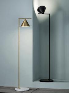 Напольный торшер в скандинавском стиле Bell Lamp