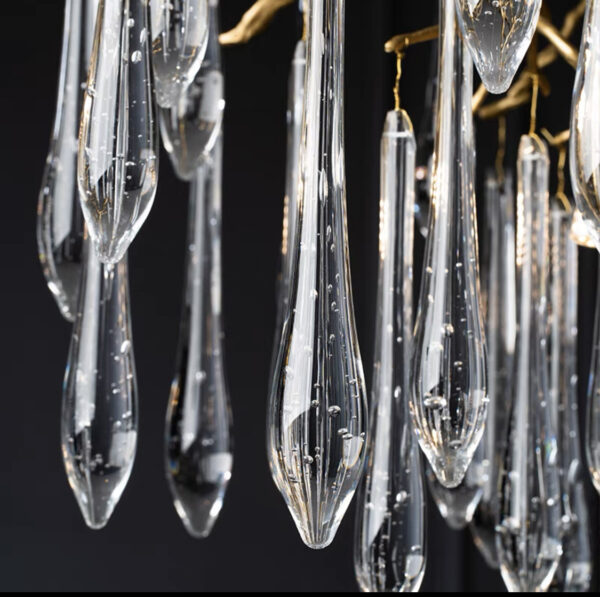Подвесные люстры Aqua Crystal