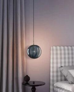Подвесная серия одноламповых люстр Idéa Lamp