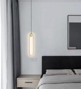 Тросовая серия люстр Stapl Led Lamp