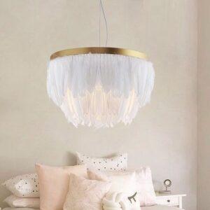 Подвесная серия люстр Plume Lamp