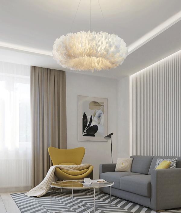 Скандинавская серия люстр Nap Lamp