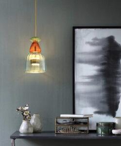 Подвесная серия люстр Patio Crayon Lamp