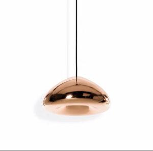 Одноламповые люстры Deep Lamp