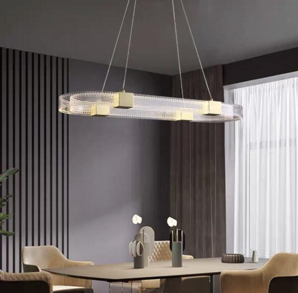 Подвесная серия люстр Round Dome Lamp