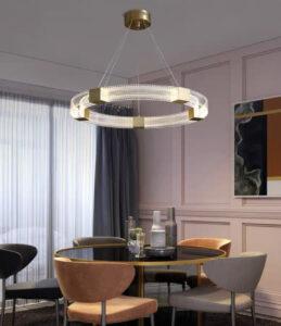 Подвесные люстры Round Dome Lamp