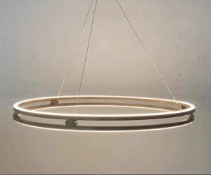 Тросовая серия люстр Leweling Circle Lamp