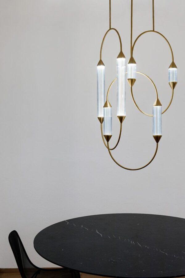 Подвесная серия люстр Ollo Lamp