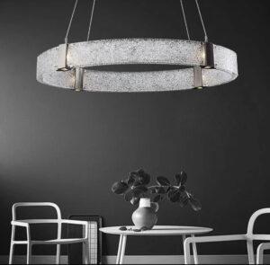 Тросовая серия люстр Each Lamp