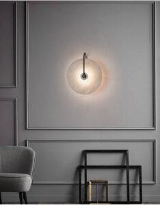 Настенные светильники Mask Disko Lamp
