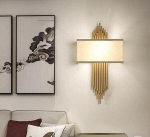 Настенные светильники Brash wall lamp