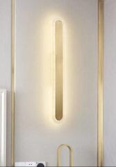 Настенные светильники Longi wall lamp Gold