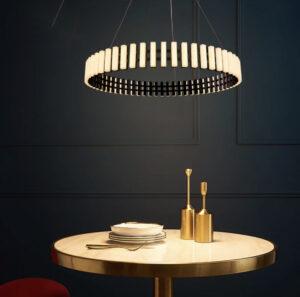 Тросовая серия люстр Railly Circle Lamp