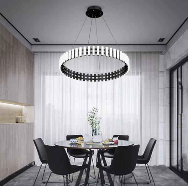 Люстра Railly Circle Lamp
